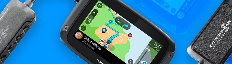 Navigatori TomTom | GPS | Interphone Site UK